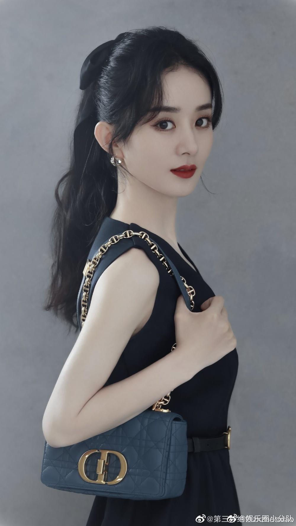 8 mỹ nhân Hoa ngữ hóa đọ sắc cực dễ thương với kiểu tóc búi, mỗi người một vẻ mười phân vẹn mười 3