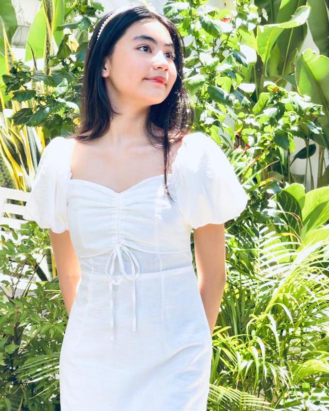 Cô út nhà MC Quyền Linh bùng nổ nhan sắc trong bộ ảnh sinh nhật, mới 13 tuổi đã bộc lộ nhiều tố chất hoa hậu 2