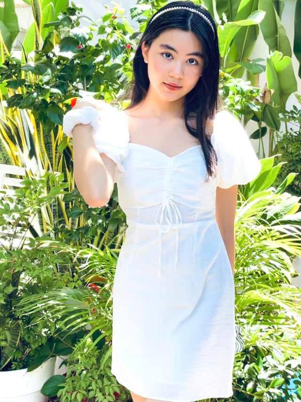 Cô út nhà MC Quyền Linh bùng nổ nhan sắc trong bộ ảnh sinh nhật, mới 13 tuổi đã bộc lộ nhiều tố chất hoa hậu 1