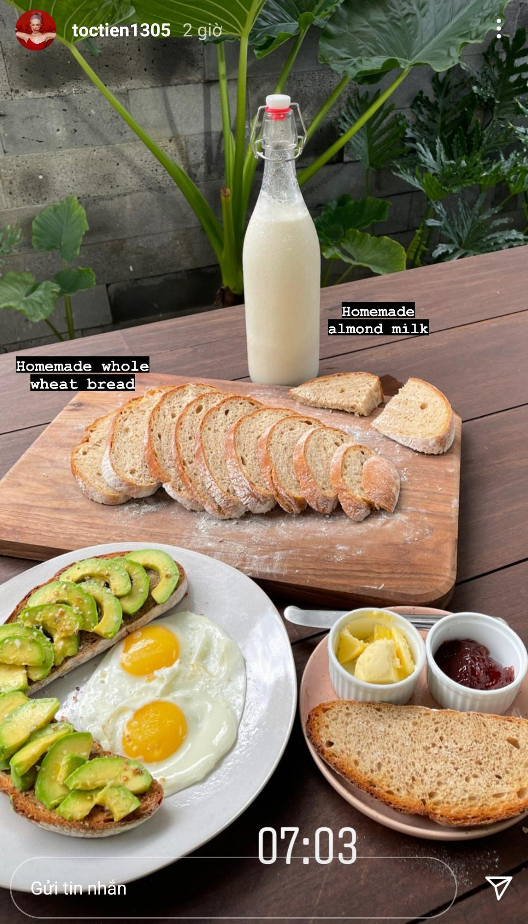 Ờ nhà tránh dịch, nếu không muốn thành 'heo sữa' thì phải ghim ngay 6 thực đơn giảm cân của sao Việt 2