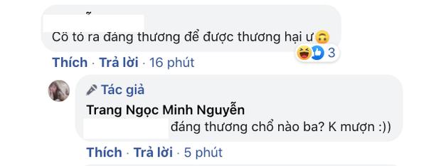 Bị khịa cố tỏ ra đáng thương hậu ly hôn Vinh Râu, Lương Minh Trang phản pháo 'cực gắt' khiến anti 'cứng họng' 5