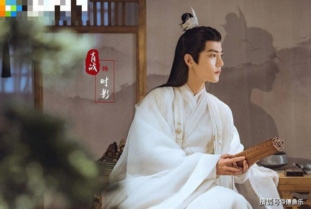 Tiêu Chiến đẹp 'sắc nước hương trời' trong poster Ngọc Cốt Dao, Cnet nháo nhác: Đứng ngồi không yên 2