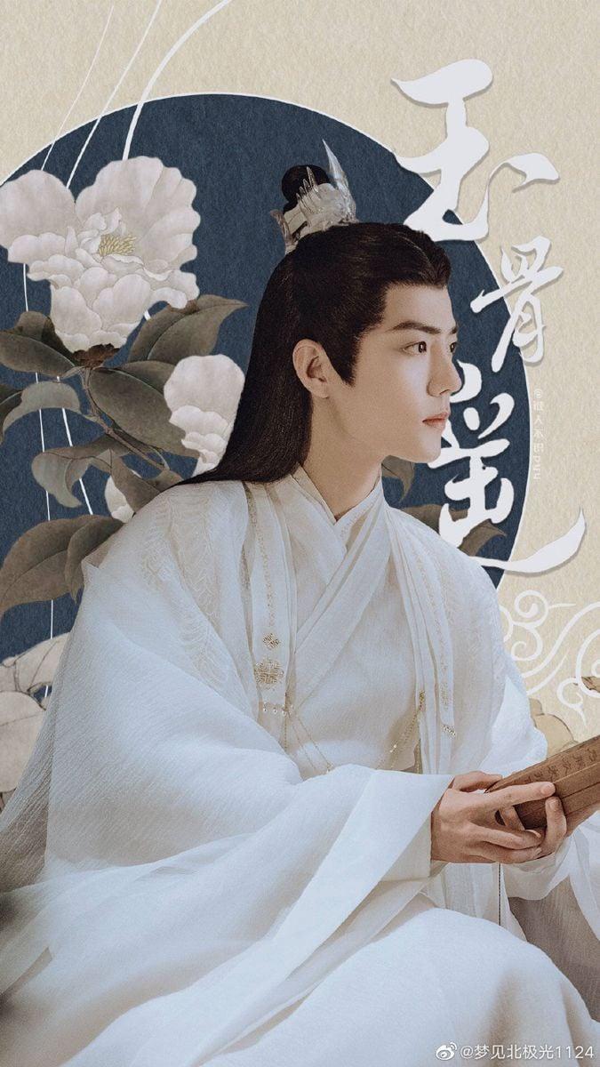 Tiêu Chiến đẹp 'sắc nước hương trời' trong poster Ngọc Cốt Dao, Cnet nháo nhác: Đứng ngồi không yên 8