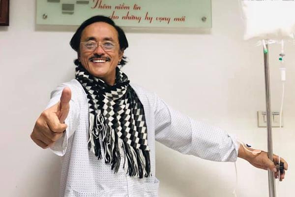 Quặn lòng trước hình ảnh cuối đời của nghệ sĩ Giang còi: Vĩnh biệt anh, một bầu trời tuổi thơ 9