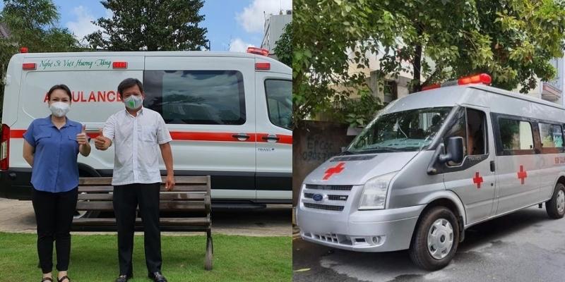 Việt Hương lên tiếng khi bị chỉ trích tặng xe từ thiện mà phân biệt giá 3