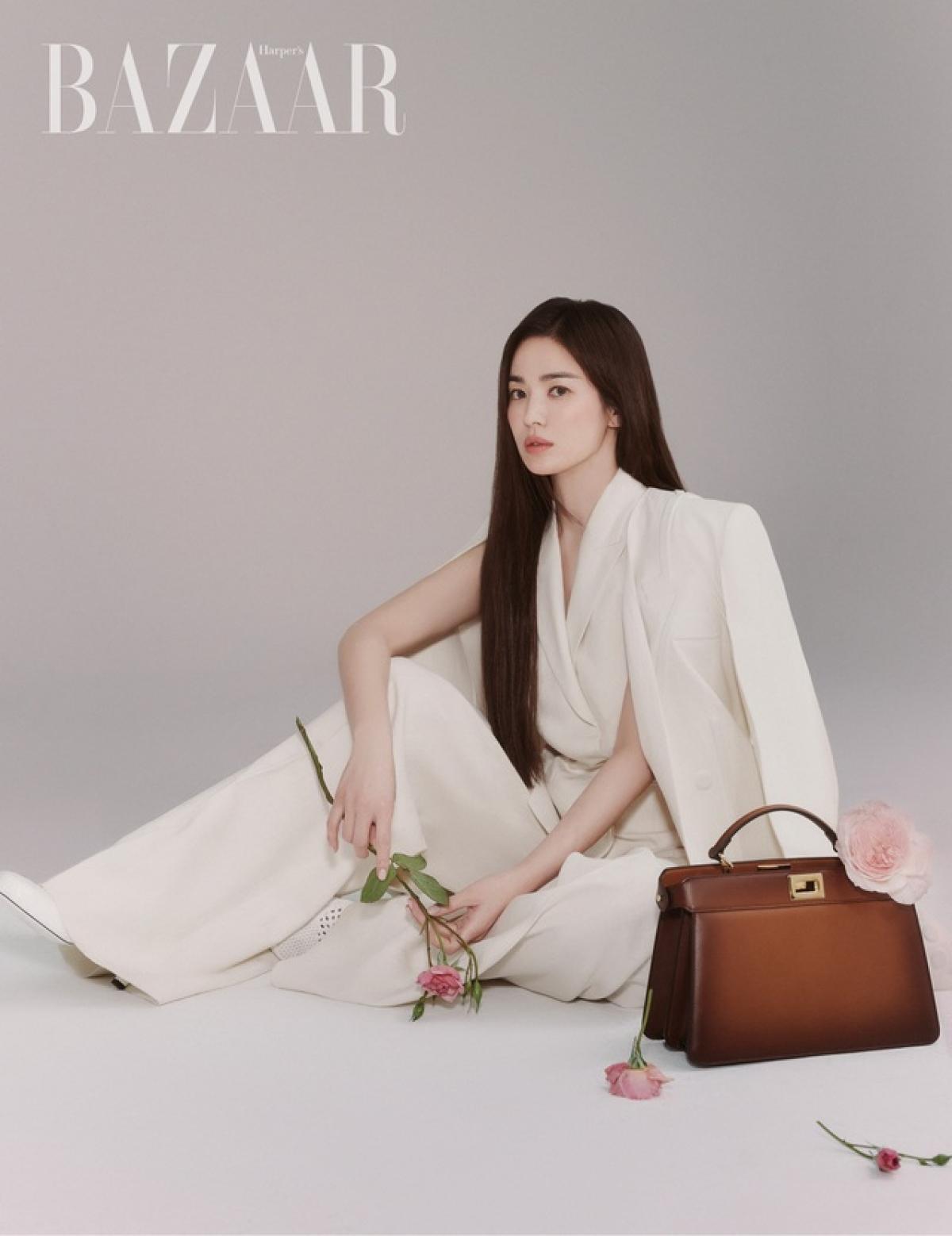 Hiếm khi lộ diện, gái độc thân Song Hye Kyo vẫn kiếm gần 100 tỷ đồng mỗi năm 1
