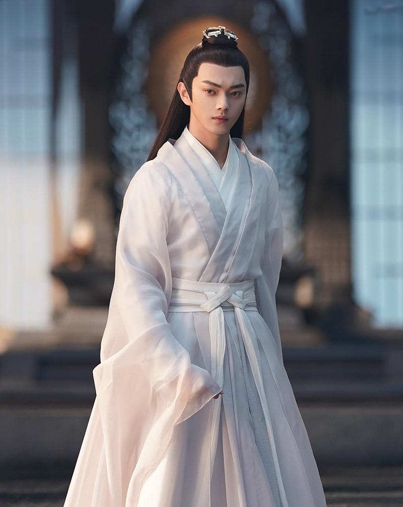 Top 10 nhân vật Hoa ngữ hot nhất hè 2021 1