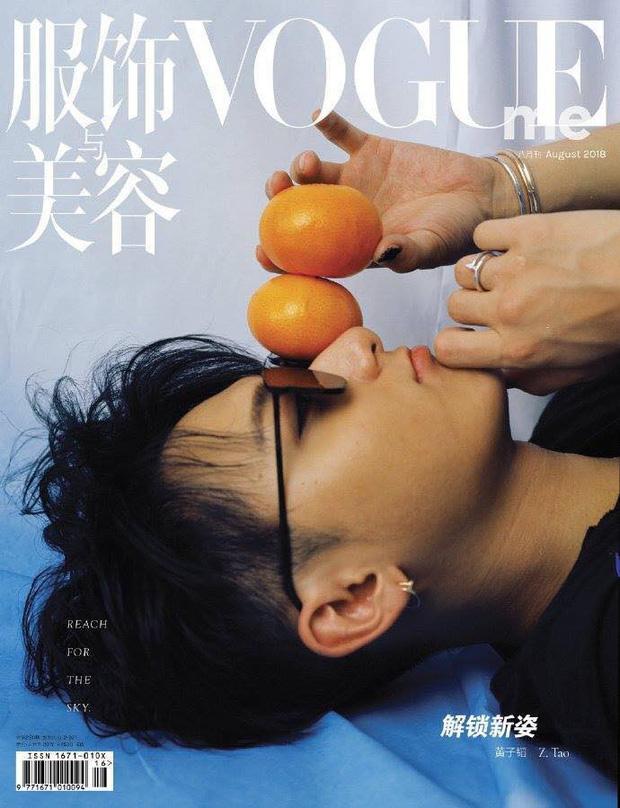 10 bìa tạp chí có cảm giác couple 'ngọt' nhất Cbiz: Nghê Ni - Bách Nhiên như 'chim sẻ' lấn át Thiên Tỷ - Koki 15