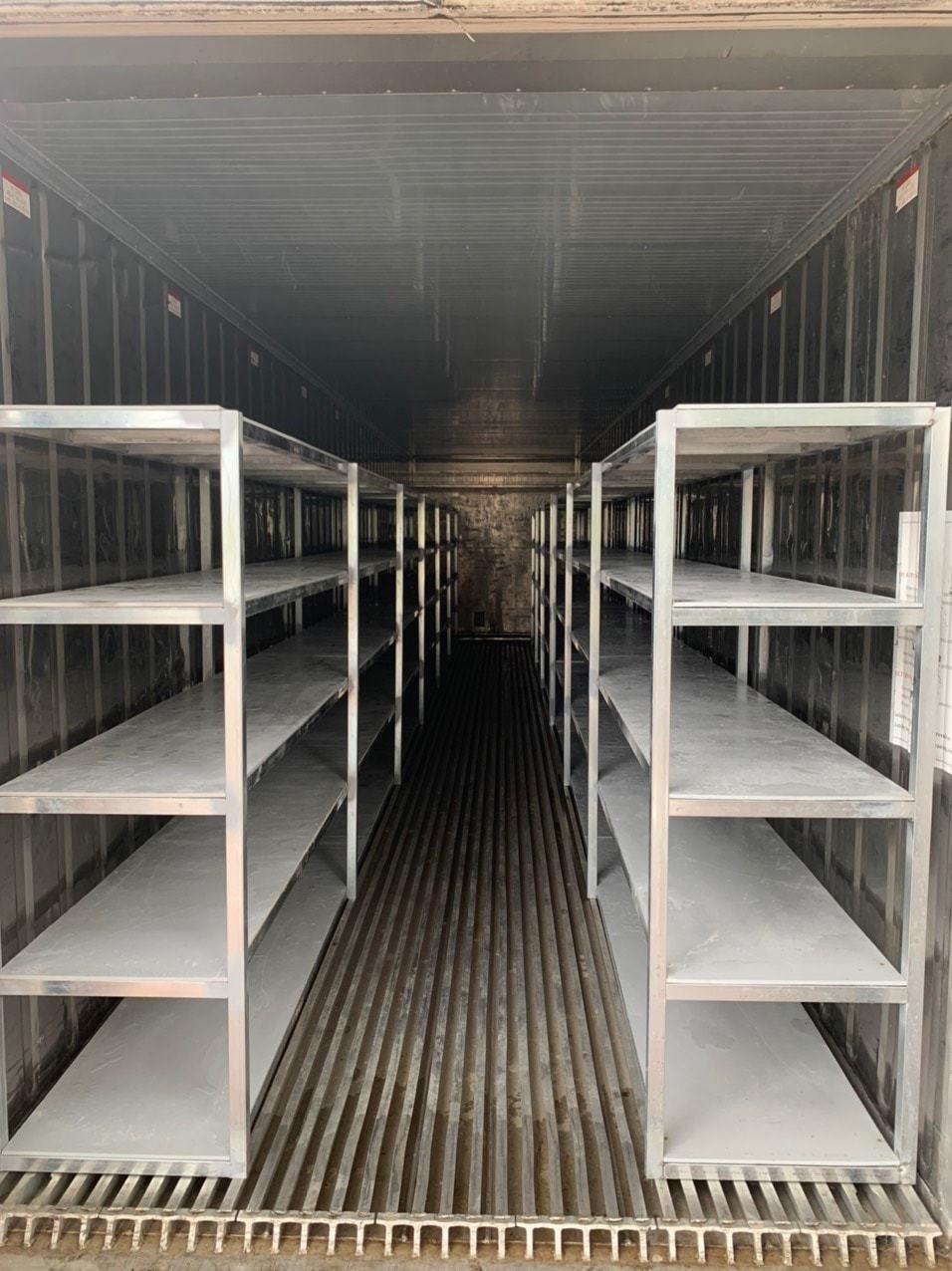 Việt Hương chi thêm số tiền 'khủng' để mua container làm phòng lạnh y tế 3