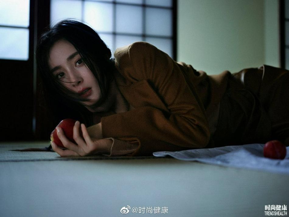 Cận cảnh nhan sắc 'nghiêng nước đổ thành' của Dương Mịch trong bộ ảnh mới 9