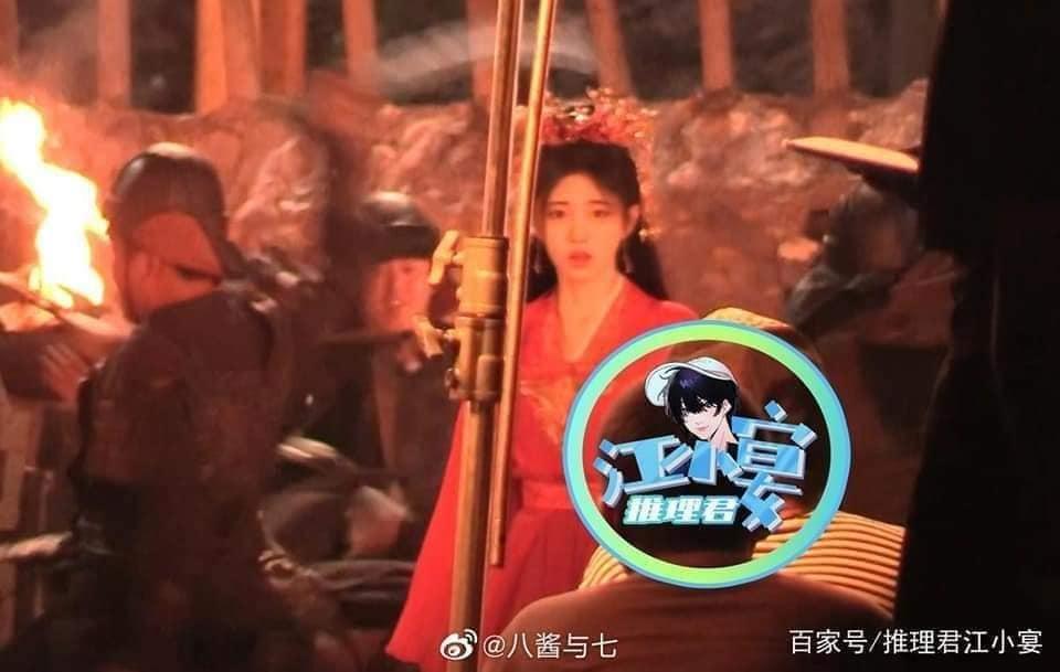 Cúc Tịnh Y đẹp nhức nhối tại phim trường Hoa Nhung, xé mác makeup kiểu 'diễn tuồng'  3