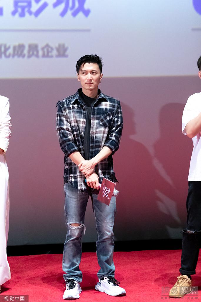 Tạ Đình Phong khiến con dân điên đảo bởi visual cực 'mlem' trong sự kiện ra mắt phim, U40 chấp luôn dàn sao trẻ 5