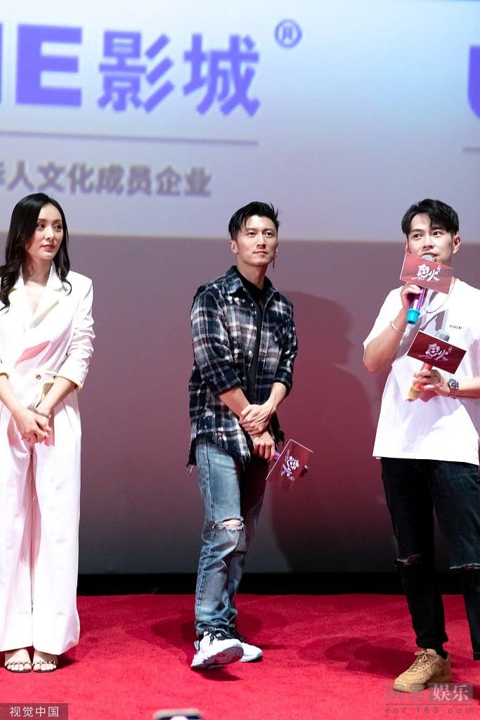 Tạ Đình Phong khiến con dân điên đảo bởi visual cực 'mlem' trong sự kiện ra mắt phim, U40 chấp luôn dàn sao trẻ 4