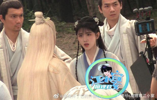 Cúc Tịnh Y khiến Cnet 'phát điên' vì tạo hình trong phim mới, tính phá danh xưng 'thần tiên tỷ tỷ' của Diệc Phi hay gì? 7