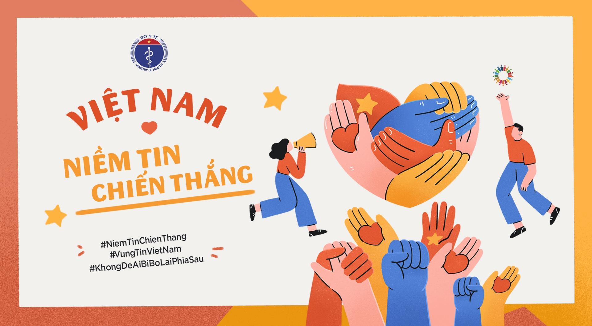 Sao Việt đồng lòng chống dịch, người góp công kẻ góp của: Việt Nam ơi nhanh khỏe nhé! 1
