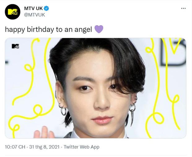 Nhìn lại những con số 'chấn động' dịp sinh nhật của Jungkook, idol đẳng cấp thế giới là đây 3