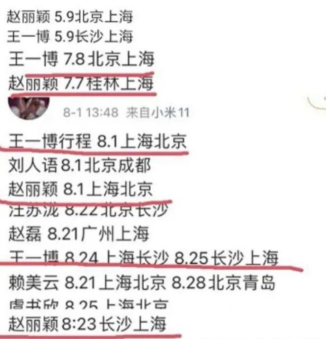 Blogger đình đám khẳng định 'chắc nịch' Vương Nhất Bác - Triệu Lệ Dĩnh hẹn hò, còn vượt trăm cây số đến thăm nhau 6