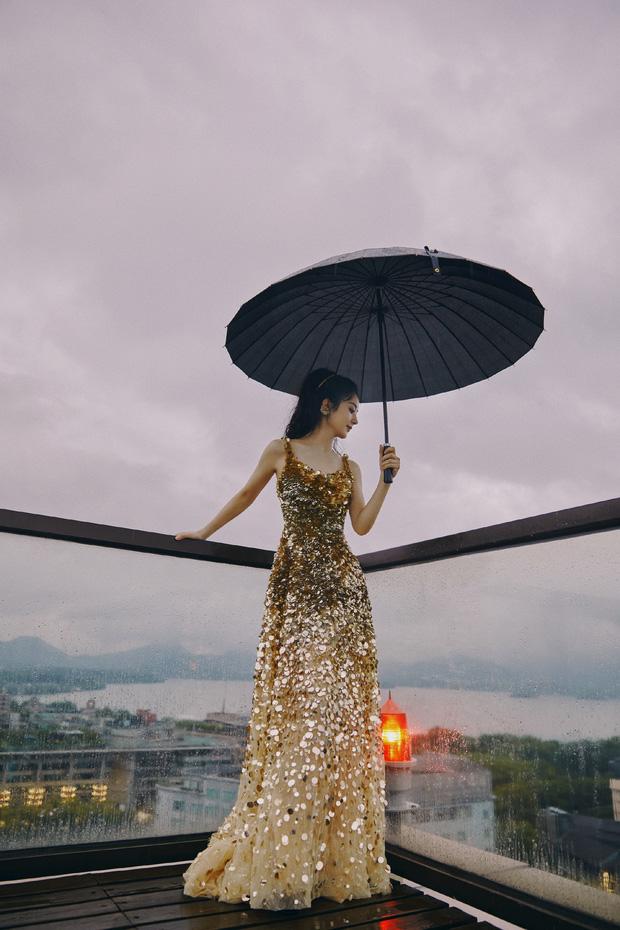 Phong cách thời trang chuẩn 'đẳng cấp quốc tế' của Triệu Lệ Dĩnh, dát Haute Couture đều như cơm bữa 11