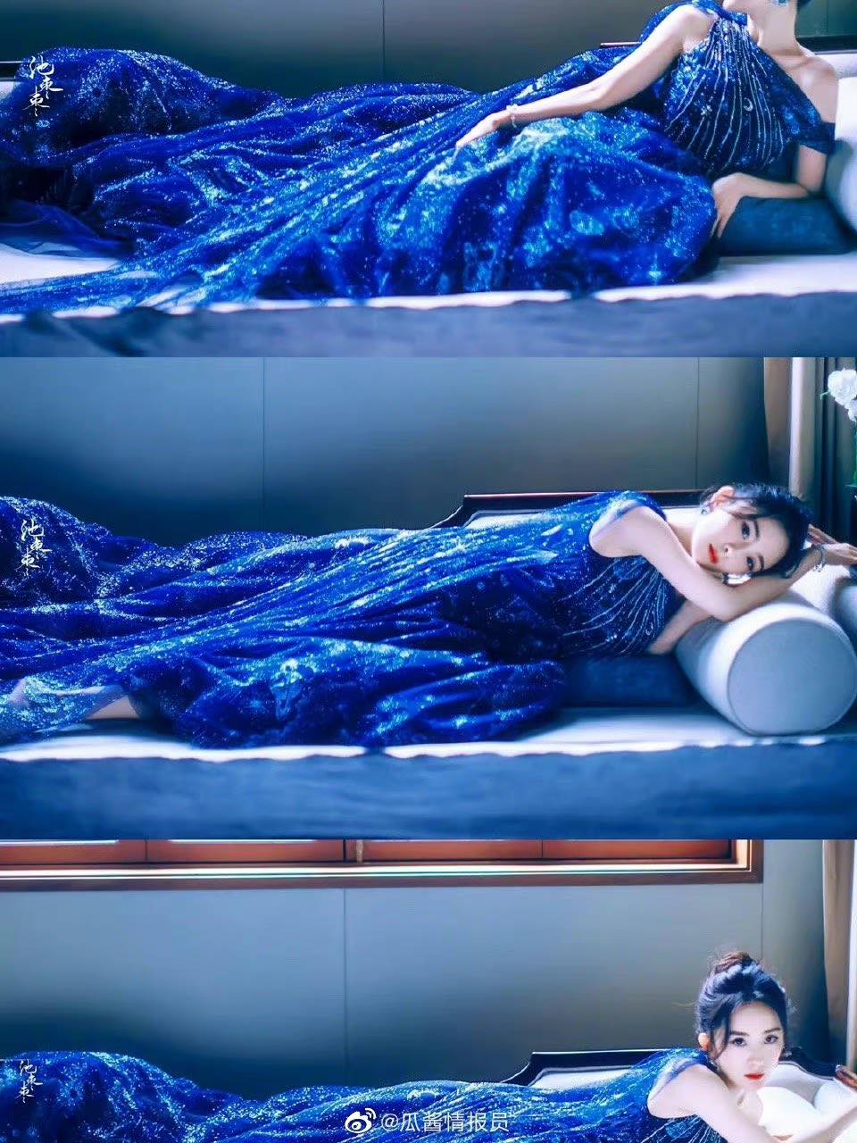 12 ngọc nữ Cbiz diễm lệ trong tạo hình 'mỹ nhân ngư': Nhiệt Ba, Dương Mịch nóng bỏng đến nghẹt thở, trùm cuối 'khó nhằn' 2