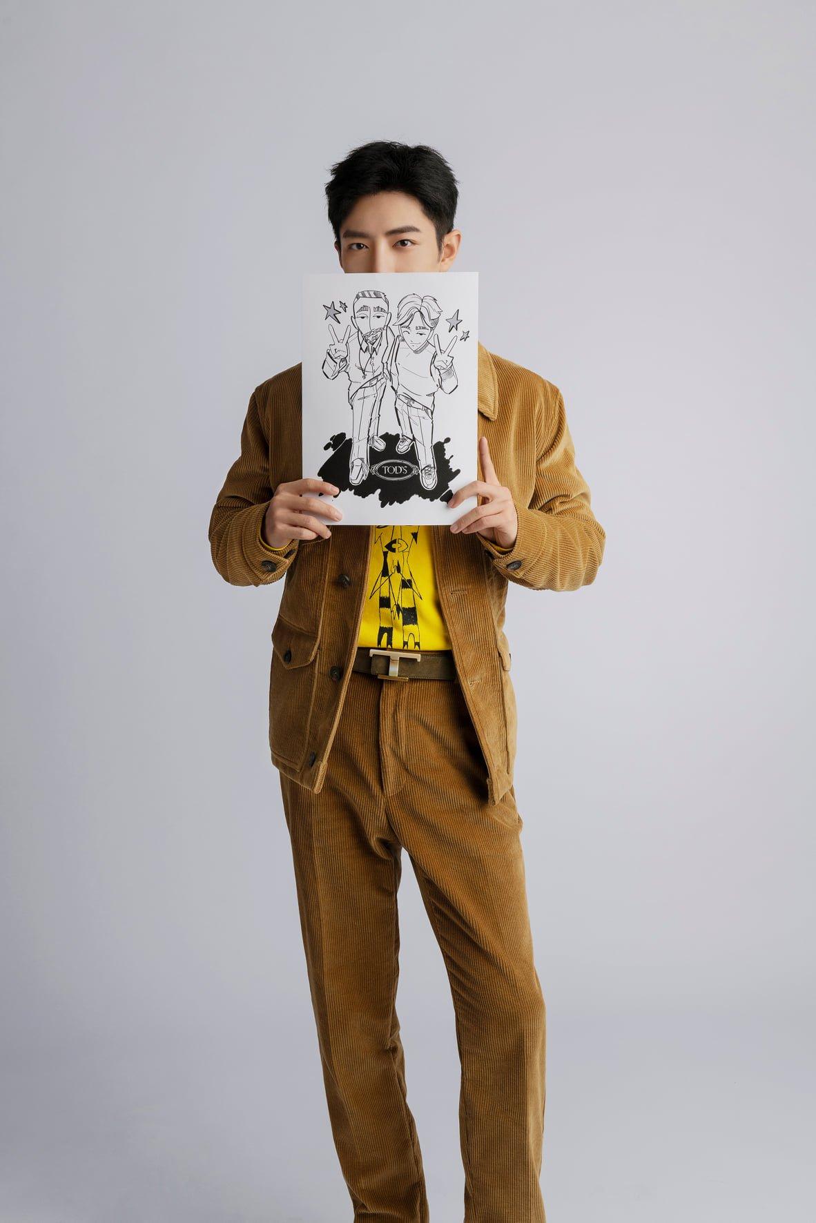 Fan Tiêu Chiến nhận 'mưa lời khen' khi gây quỹ hỗ trợ công tác phòng dịch Covid-19 mừng sinh nhật idol 1