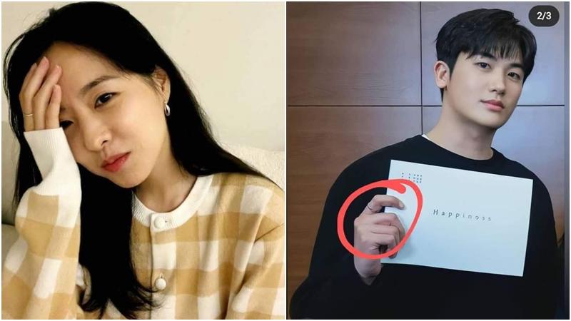 Chưa từng có trong lịch sử Kbiz: Loạt sao đình đám cùng lộ hint hẹn hò trong 1 ngày, Park Seo Joon - Lee Jong Suk đã có chủ? 2