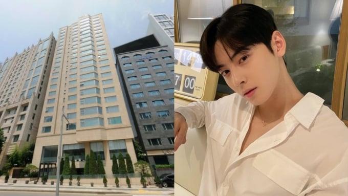 'Chồng quốc dân' Cha Eun Woo vừa tậu penthouse bạc tỷ, chị em đã rớt liêm sỉ đòi 'chung mâm' 1
