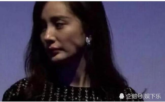 Ảnh chụp cận mặt của mỹ nhân Hoa ngữ: Dương Mịch, Nhiệt Ba như U70, trùm sau lộ cả 'dao kéo' 11