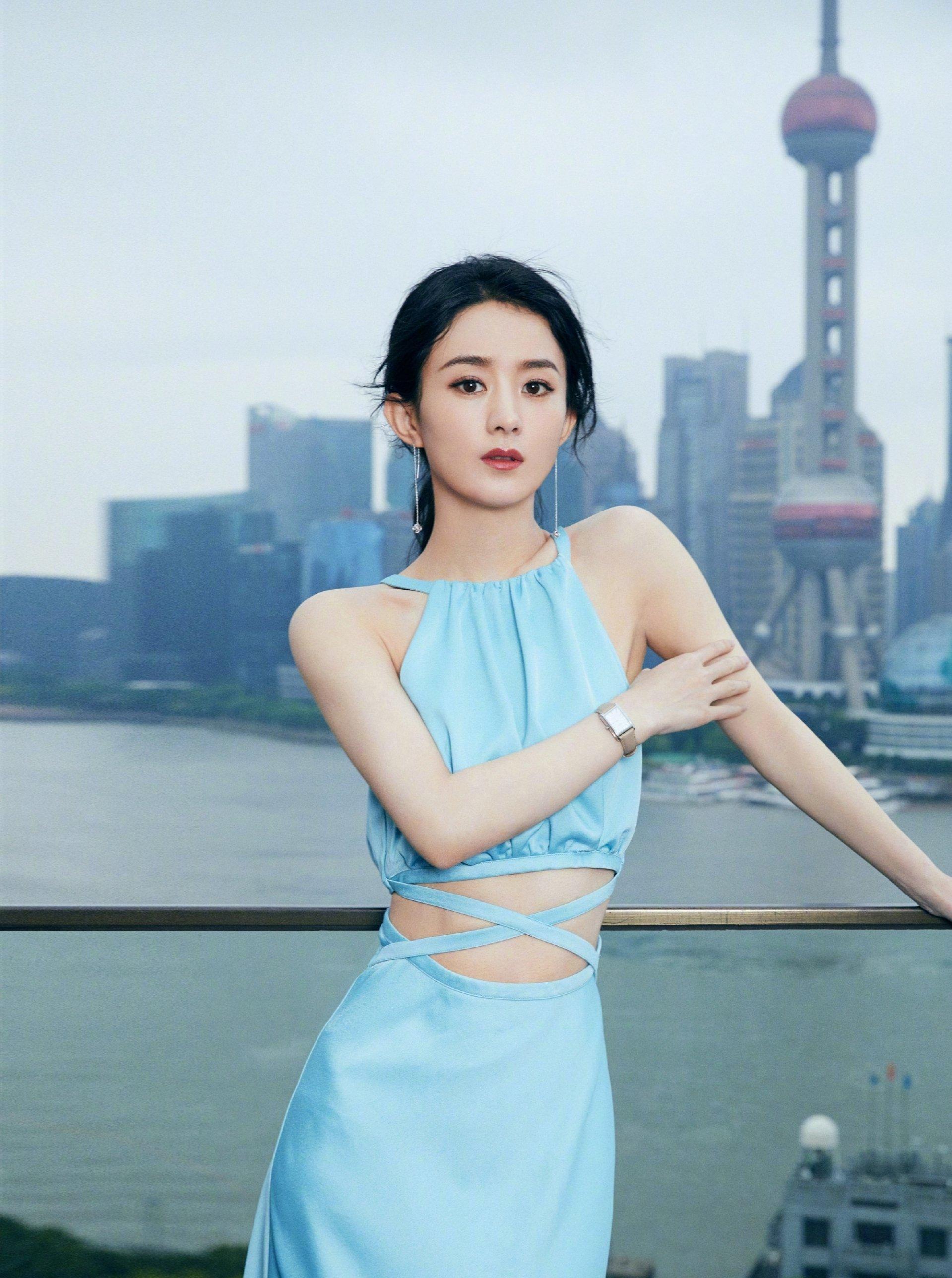 Netizen tìm ra 'thánh địa sống ảo' được Dương Mịch, Lệ Dĩnh, Nghê Ni và hội mỹ nhân Hoa ngữ 'ao ước' thả dáng 5