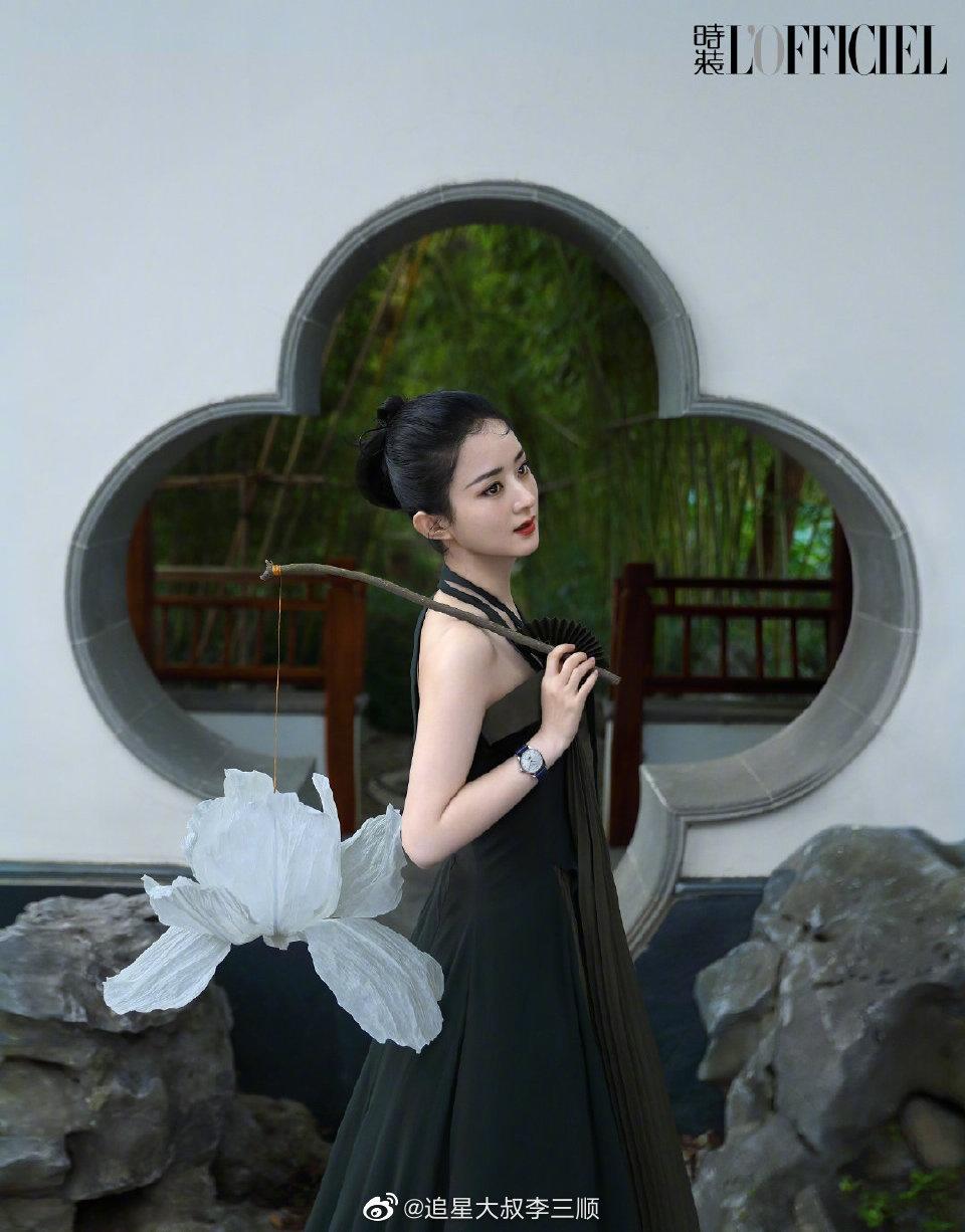 Netizen bình chọn mỹ nhân có giá trị nhan sắc - tài năng nhất Cbiz: Nhiệt Ba - Lệ Dĩnh 'cọ' Dương Mịch 2