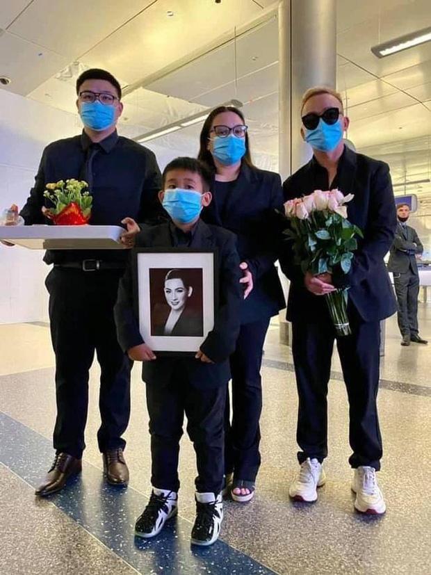Ngôi sao đình đám tiết lộ chi tiết danh tính con rể và cháu ngoại của Phi Nhung 3