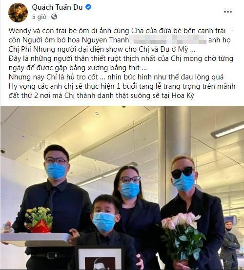 Ngôi sao đình đám tiết lộ chi tiết danh tính con rể và cháu ngoại của Phi Nhung 2