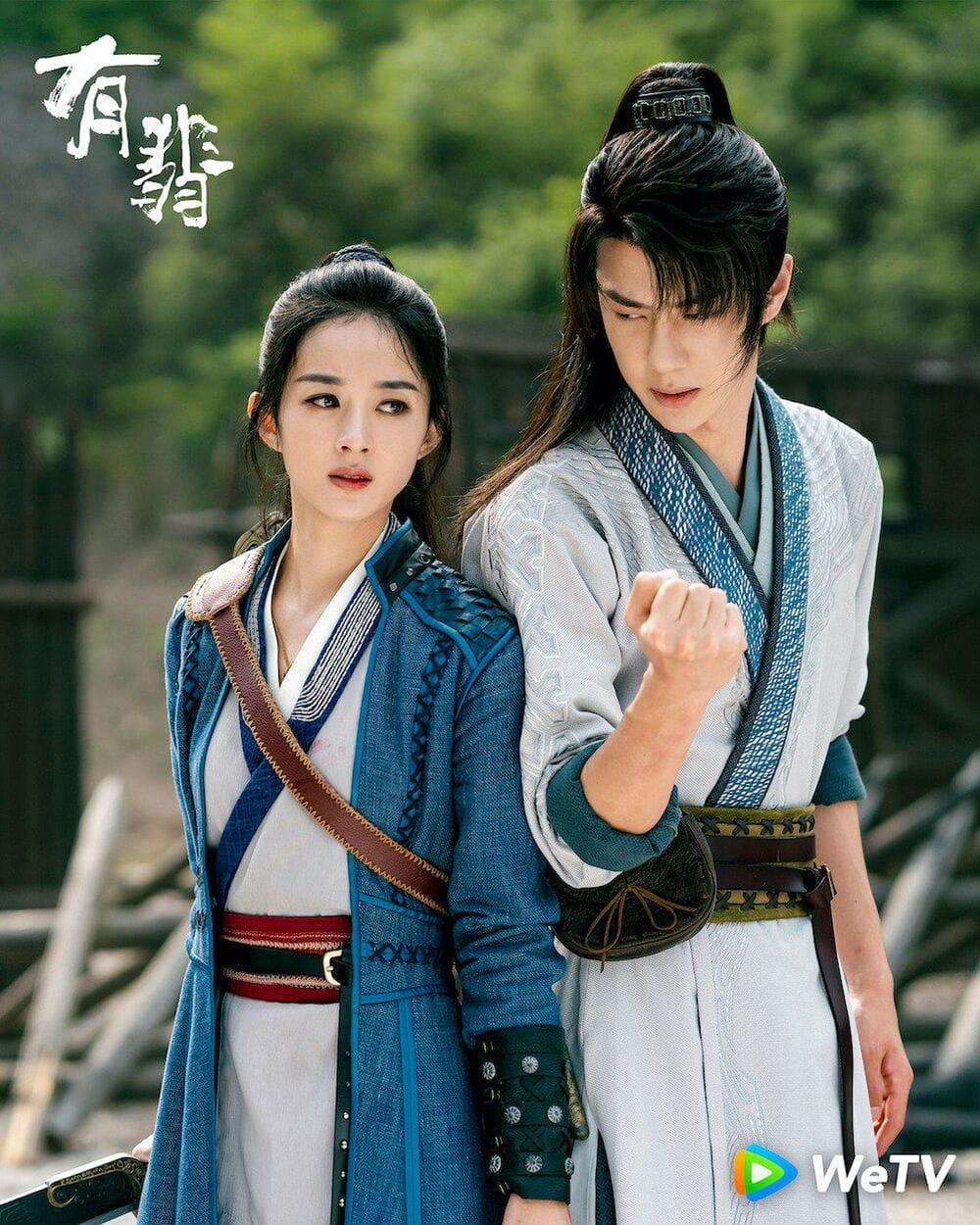 Những cặp đôi kinh điển của màn ảnh Hoa ngữ: Nhất Bác - Tiêu Chiến có tên, Nhiệt Ba - Dương Dương nằm 'xó' nào? 14