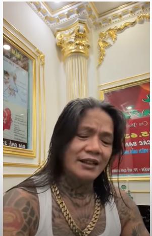 'Thánh xăm trổ' lên tiếng bảo vệ Hồ Văn Cường 3