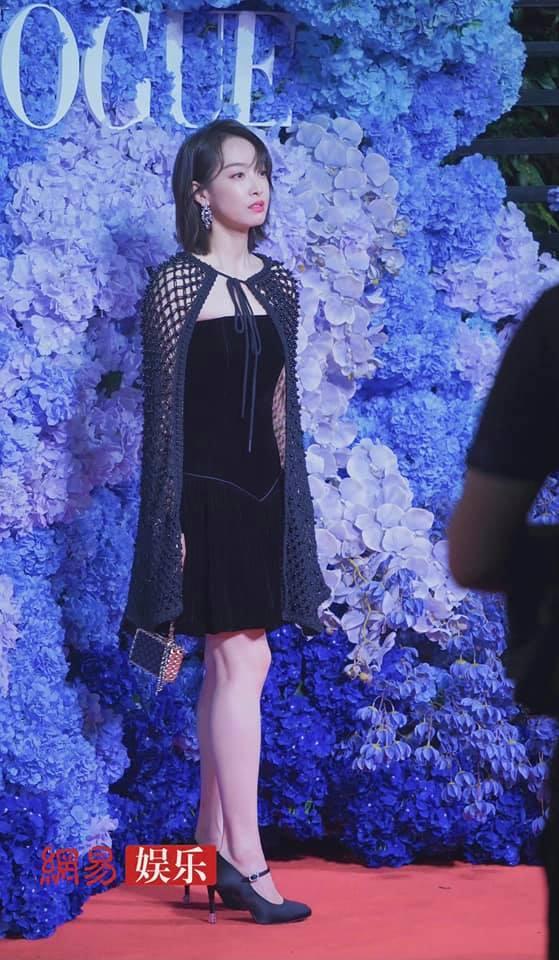 Thảm đỏ Vogue: Dương Mịch lẫn át Châu Đông Vũ và loạt mỹ nhân đình đám, Cung Tuấn - Nghệ Hưng bất phân thắng bại 2