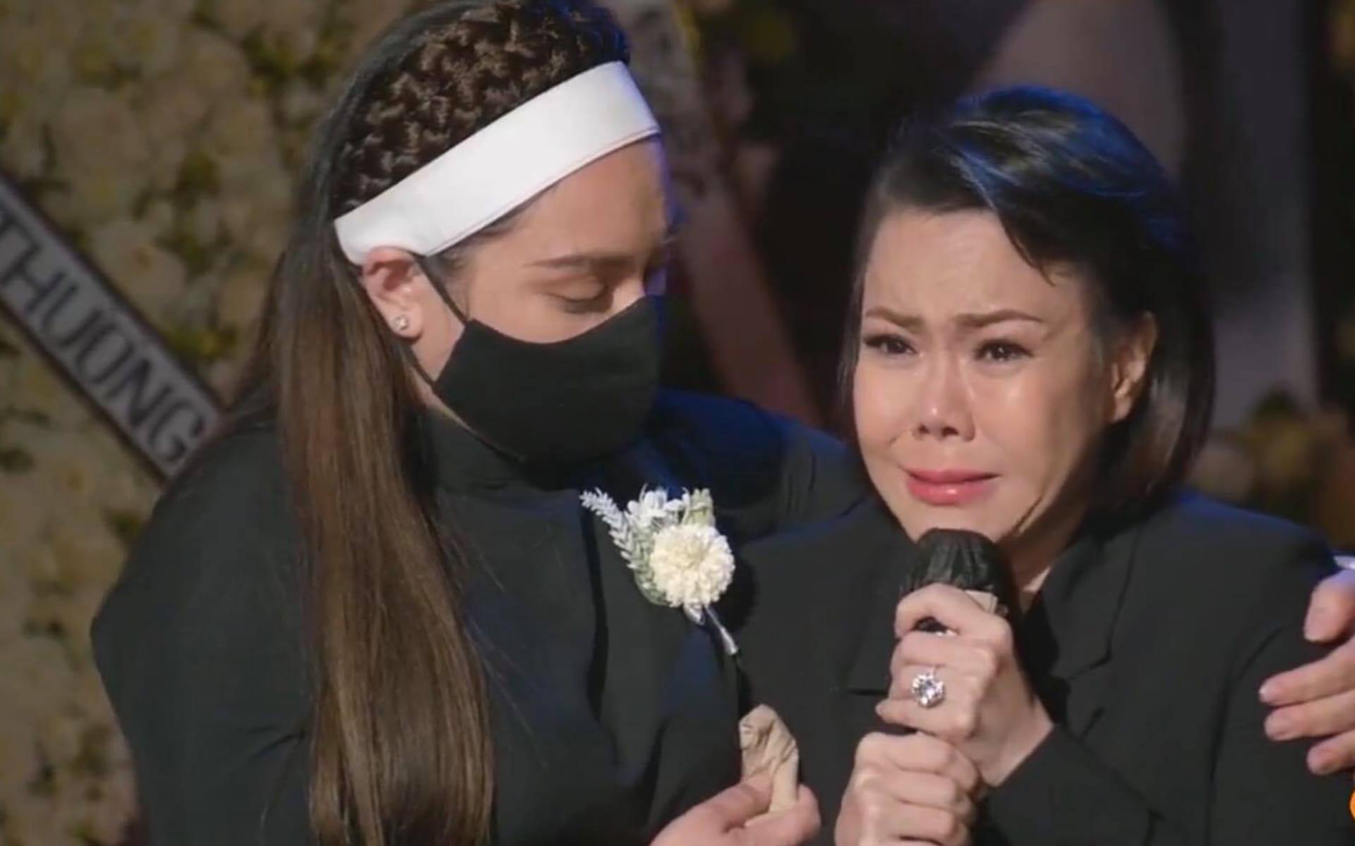 Động thái của con gái Phi Nhung sau tang lễ của mẹ tại Mỹ 3