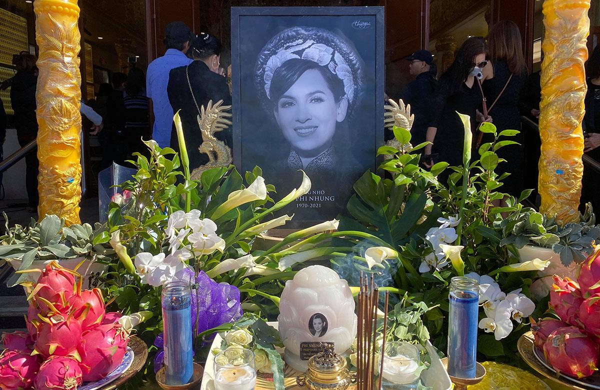 Động thái của con gái Phi Nhung sau tang lễ của mẹ tại Mỹ 1
