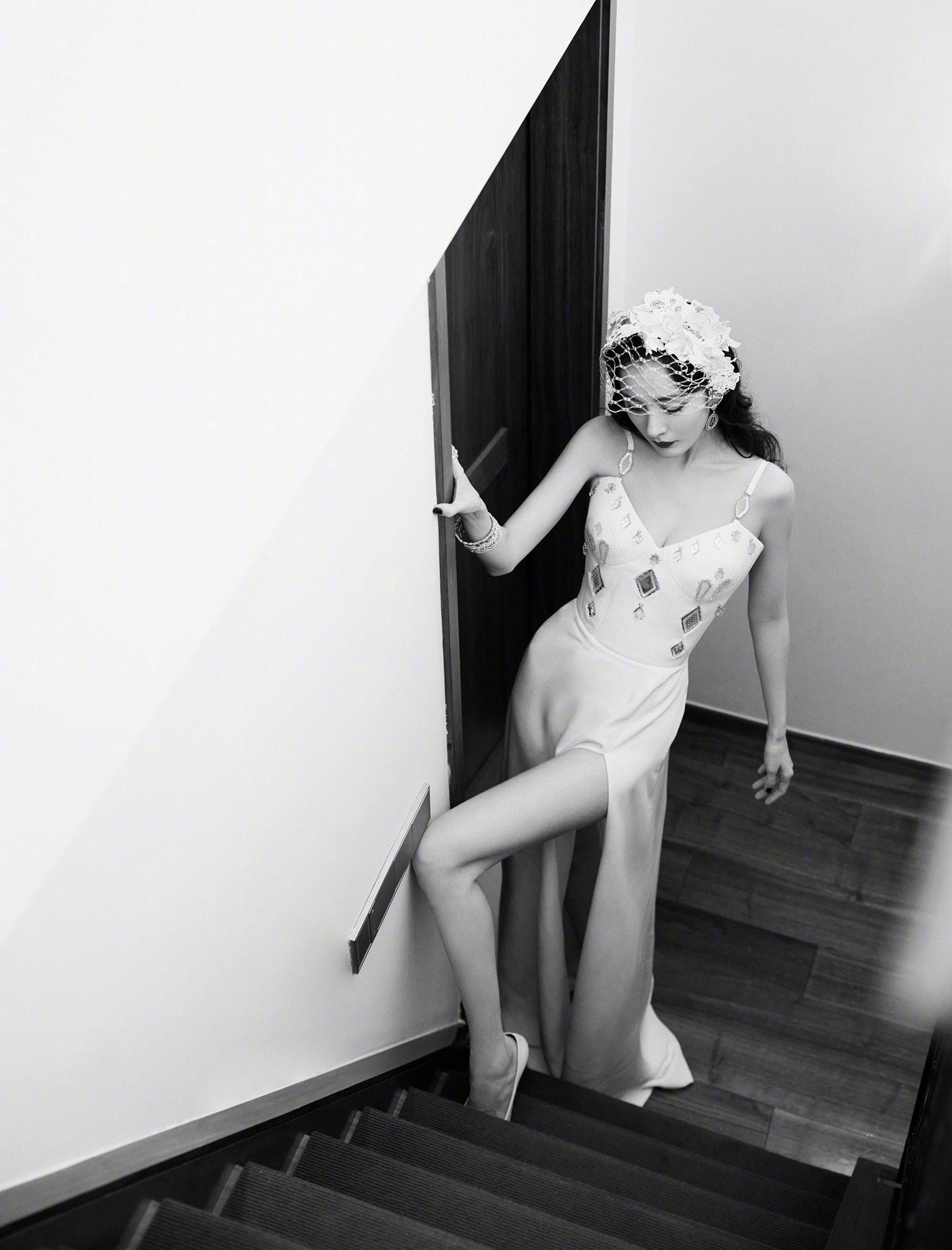 Phong cách thời trang ngày càng 'dạn' của Dương Mịch 8