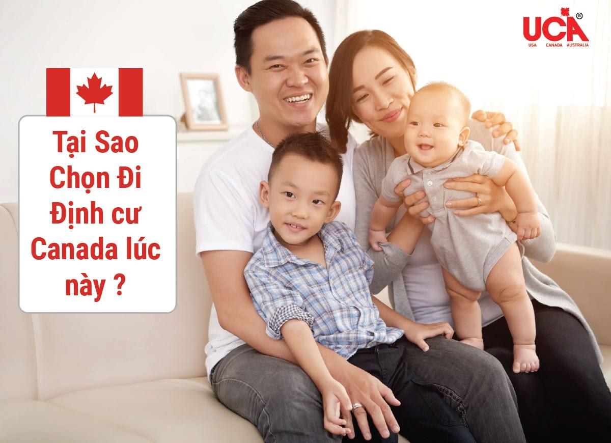 Tại sao nên đi định cư Canada mùa Covid này? 1