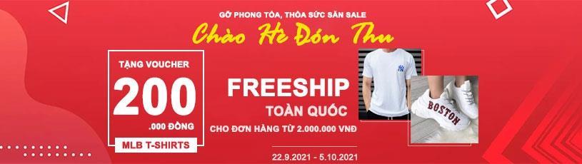 Giới trẻ Việt ồ ạt mua sắm áo, giày, mũ MLB với giá 'hời' 1